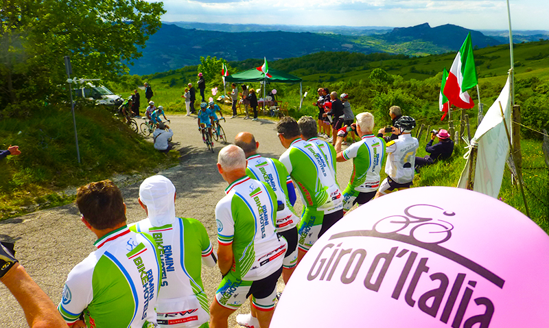 Itinerario Road Bike: Cippo Carpegna